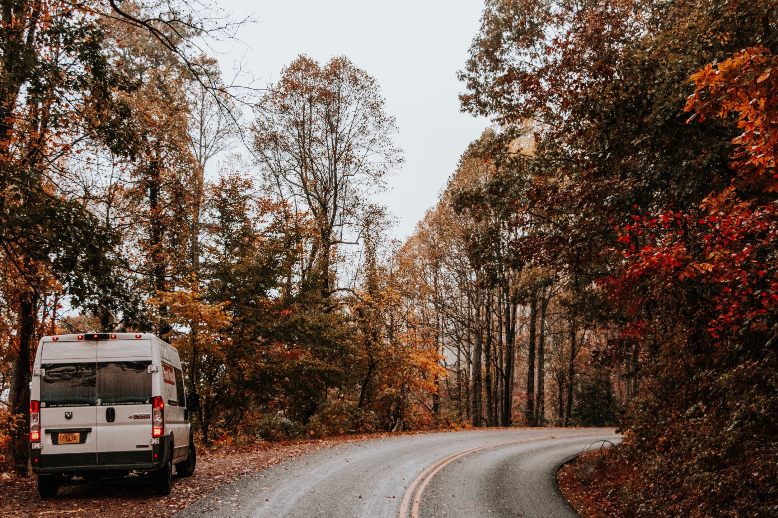 Photographer and vanlife mode engaged