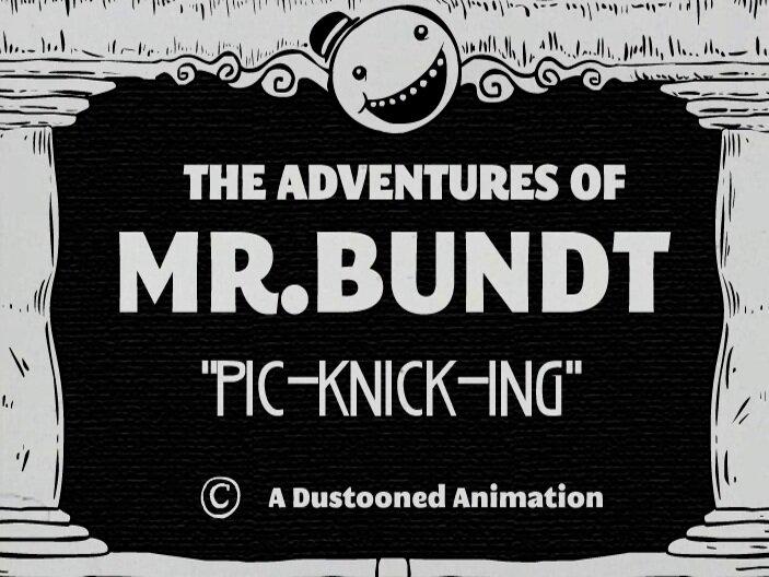 The Adventures of Mr. Bundt (2011)