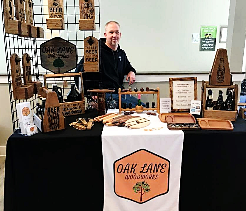 Crafts & Drafts at Lone Eagle Brewing