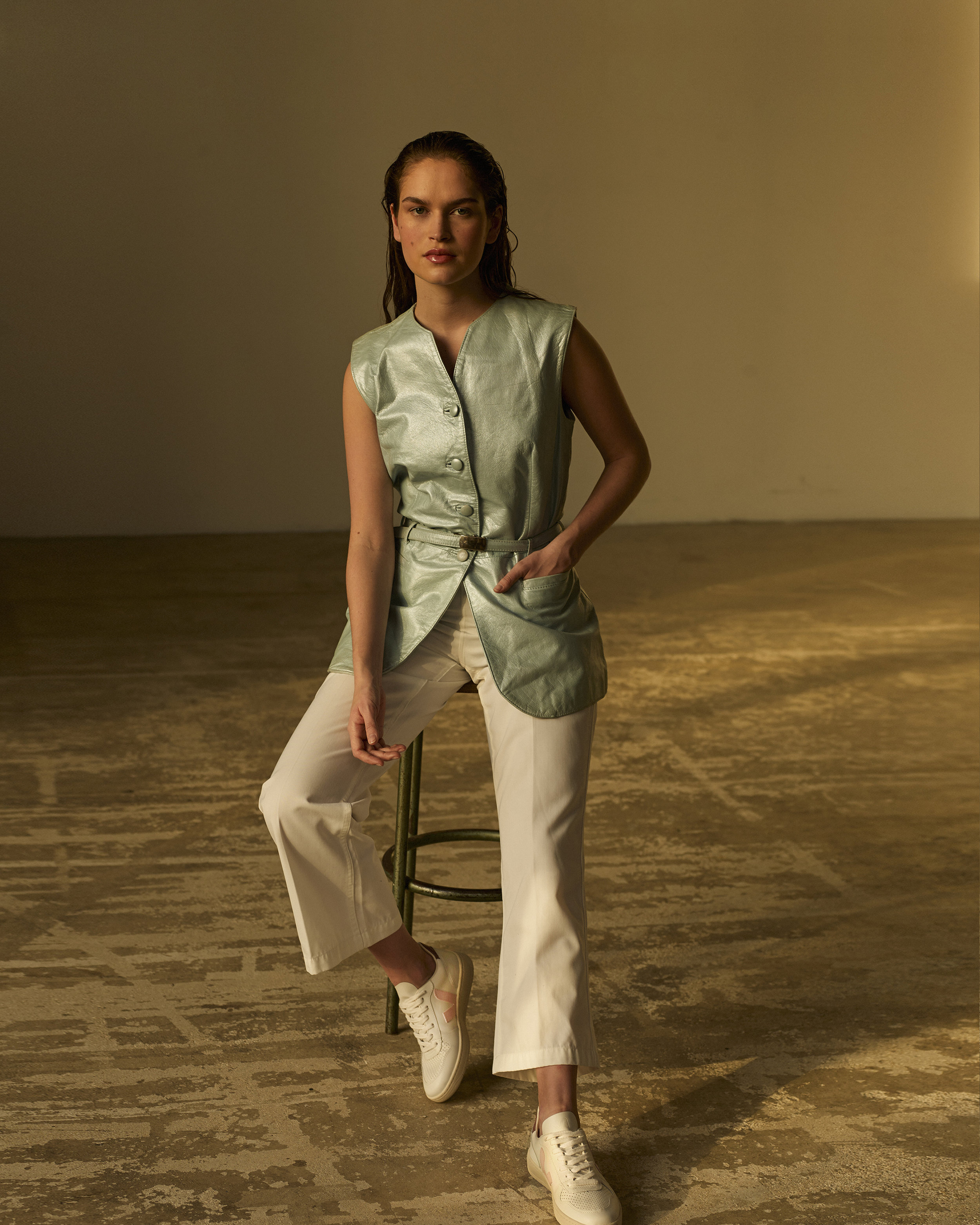 SHOP THE LOOK -  Veste  /  Pantalon