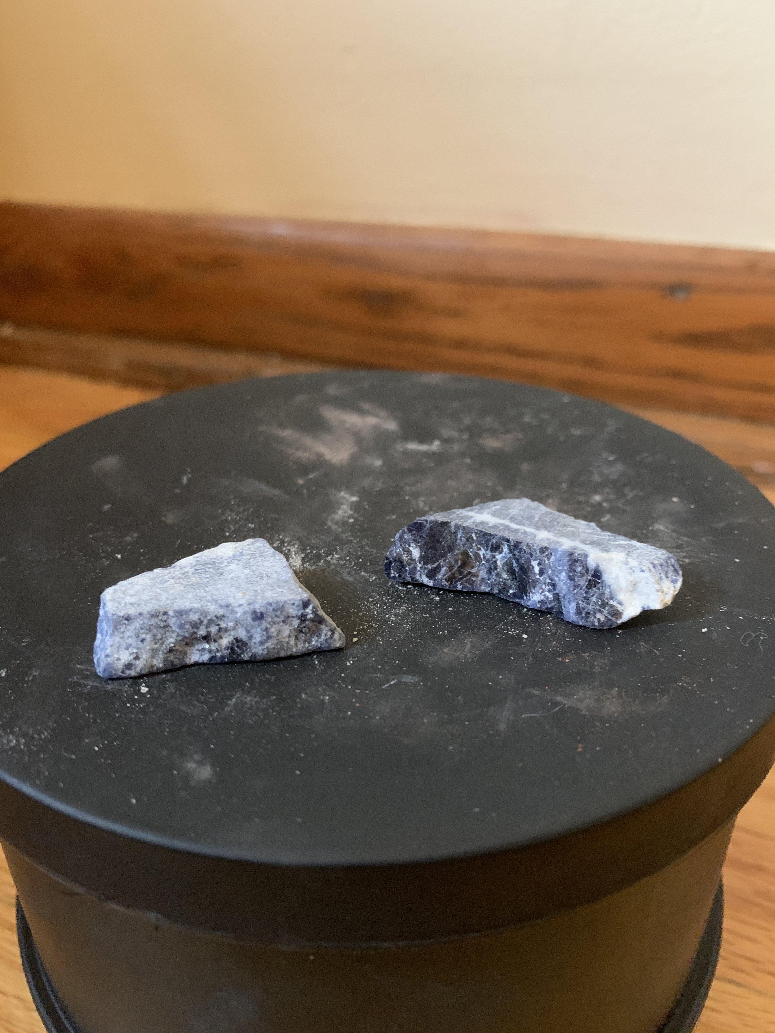 Raw Sodalite