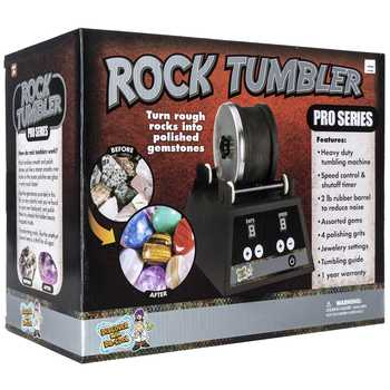 Rock Tumbling Kit from Hobby Lobby
