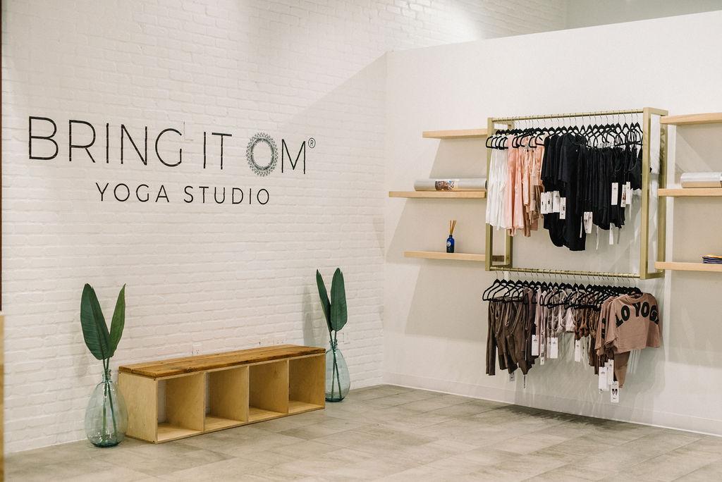 Tap Design Group Atlanta Bring It Om Yoga Studio