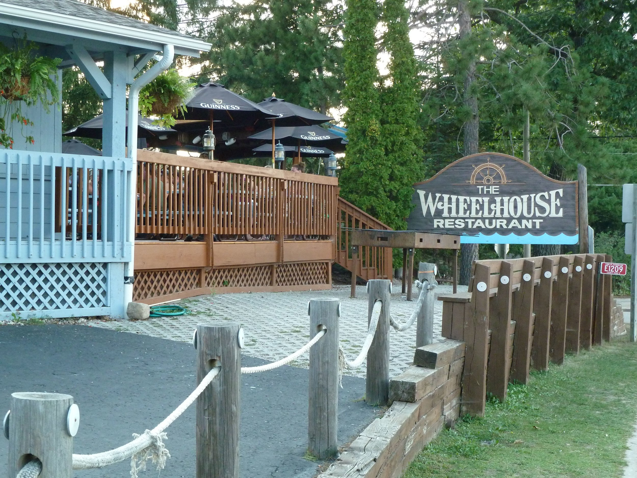 1. Wheelhouse Restaurant