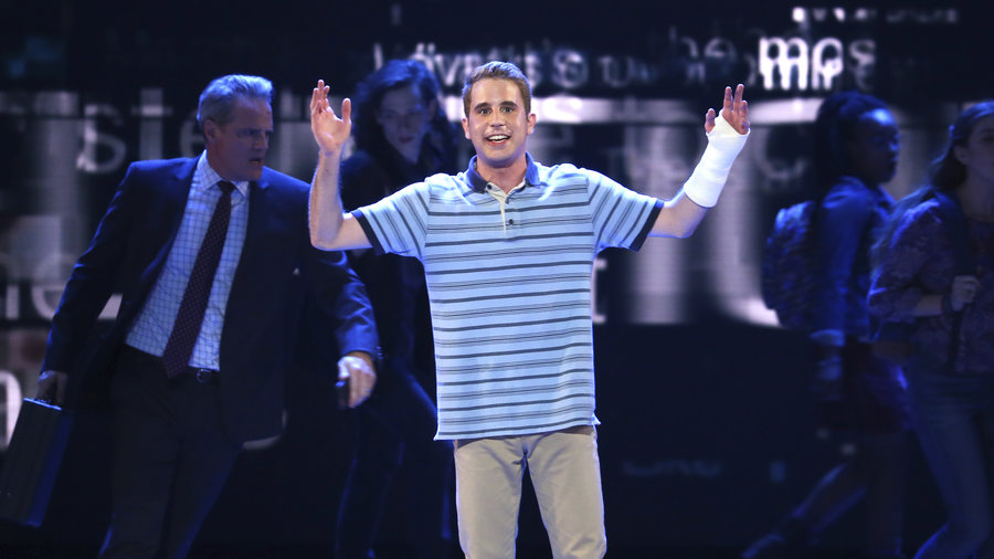 1. Dear Evan Hansen