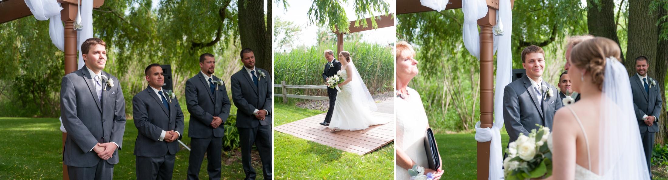 Best Wisconsin Wedding Photographer, The Marq Green Bay