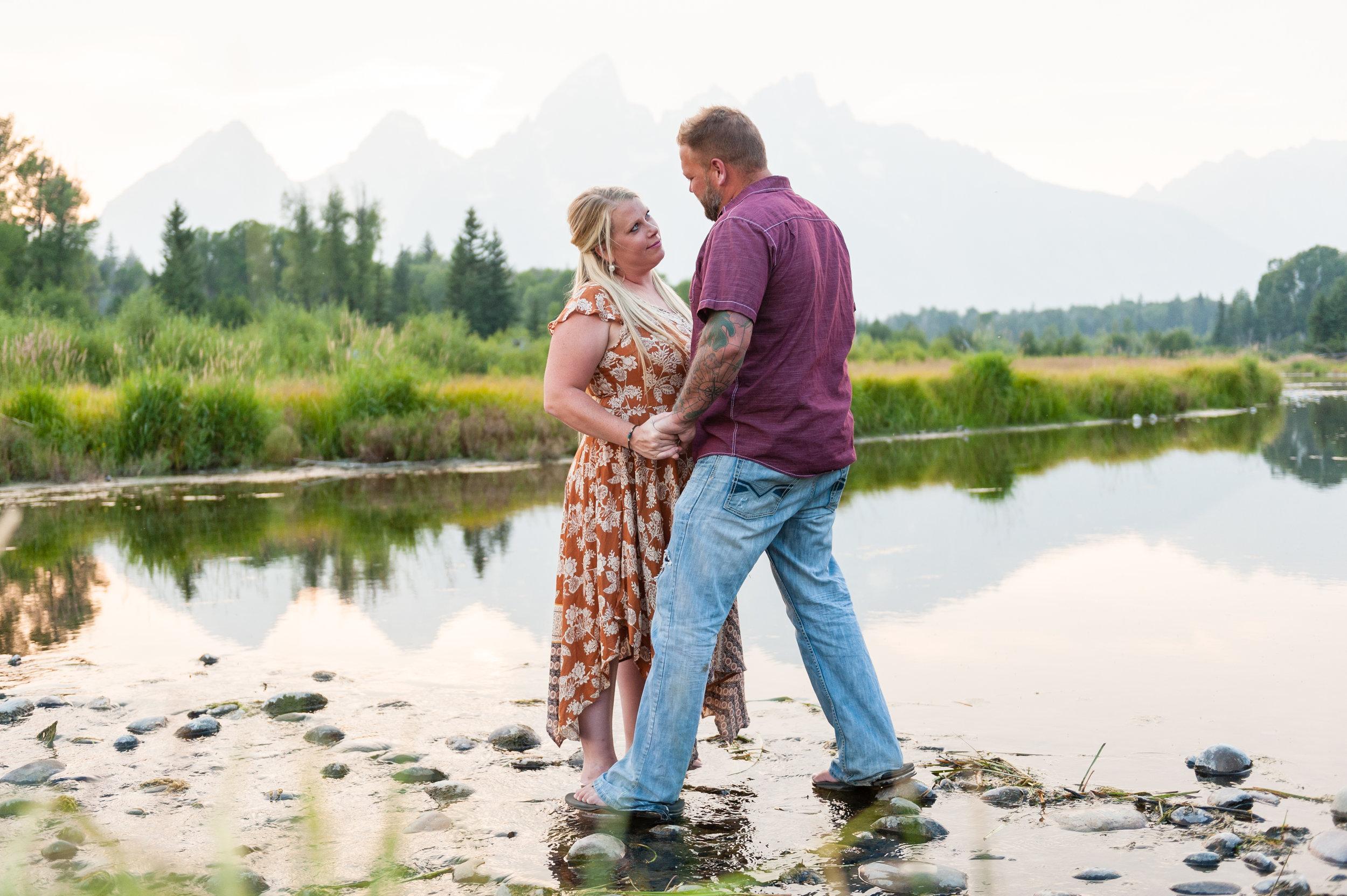 Grand Teton Wedding Photography