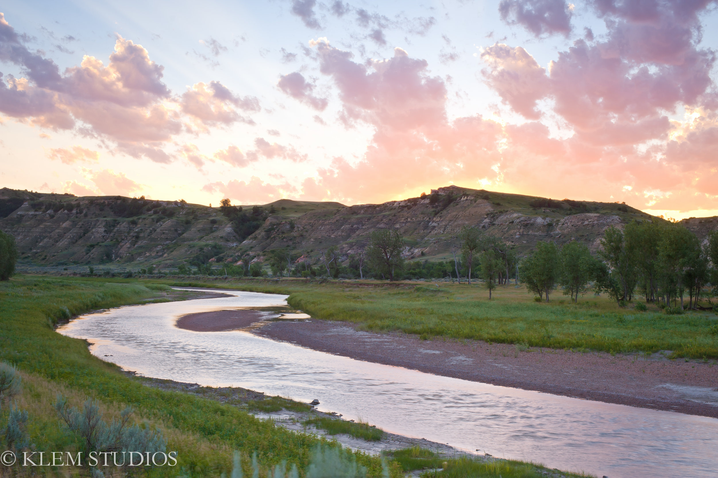 KLEM Studios Photography, Theodore Roosevelt National Park, North Dakota