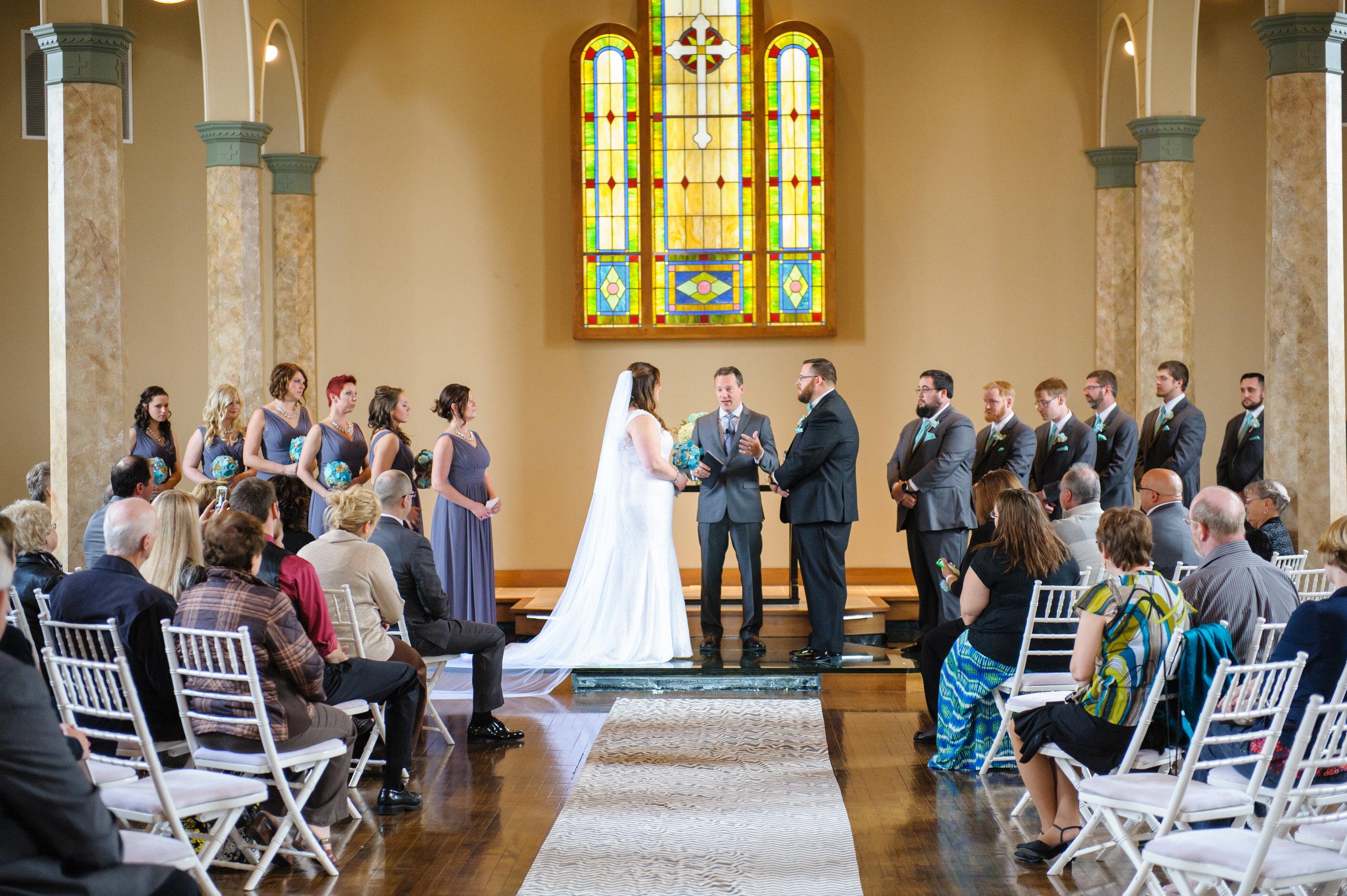 Tim Sorbo Wisconsin Wedding Officiant