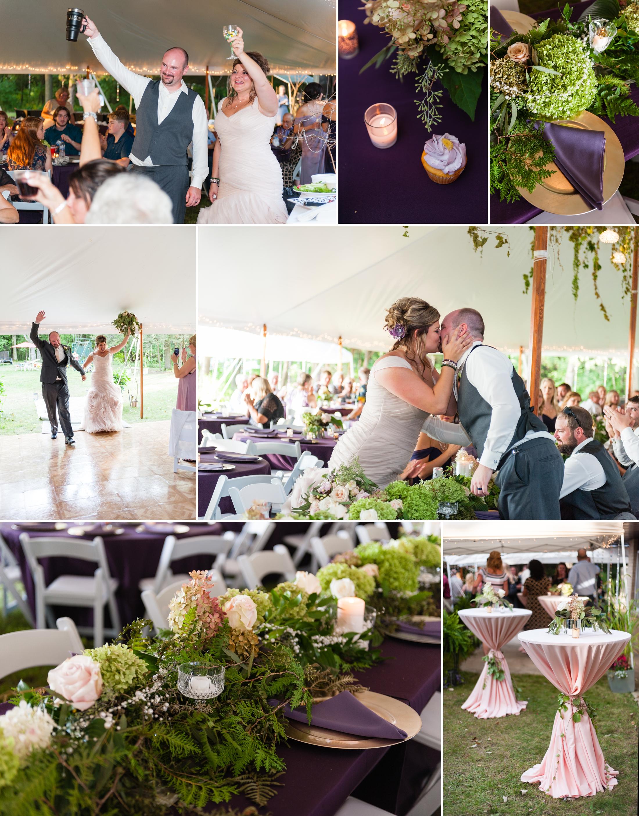 Wisconsin Wedding Photography, Green Bay Botanical Gardens