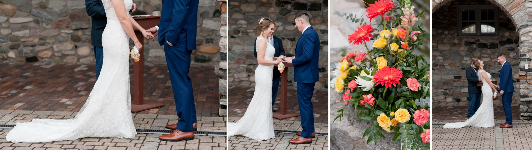 Wisconsin Wedding Photographer, Castle Farms, Michigan | KLEM Studios