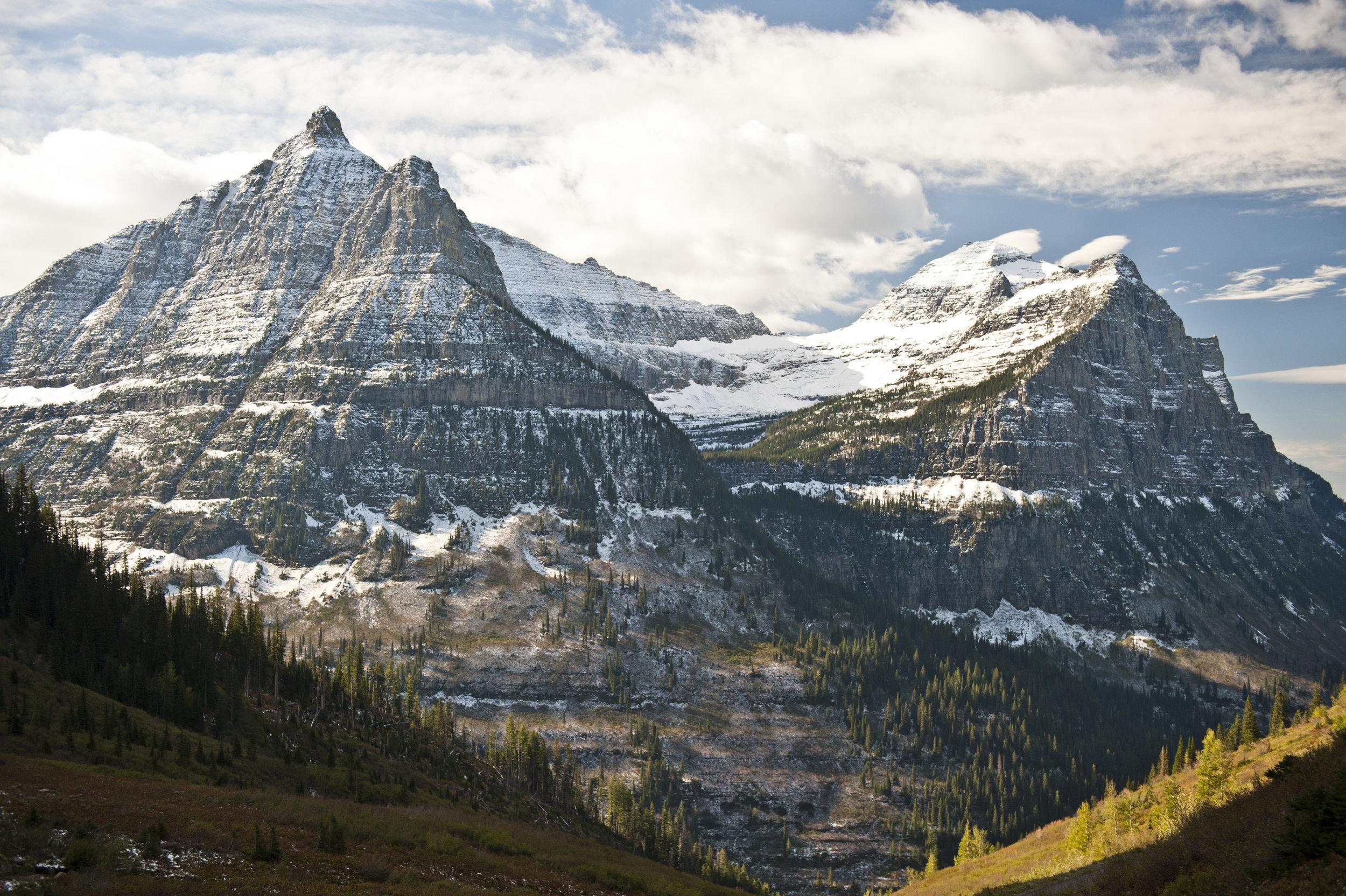 Glacier National Park Elopement Photography