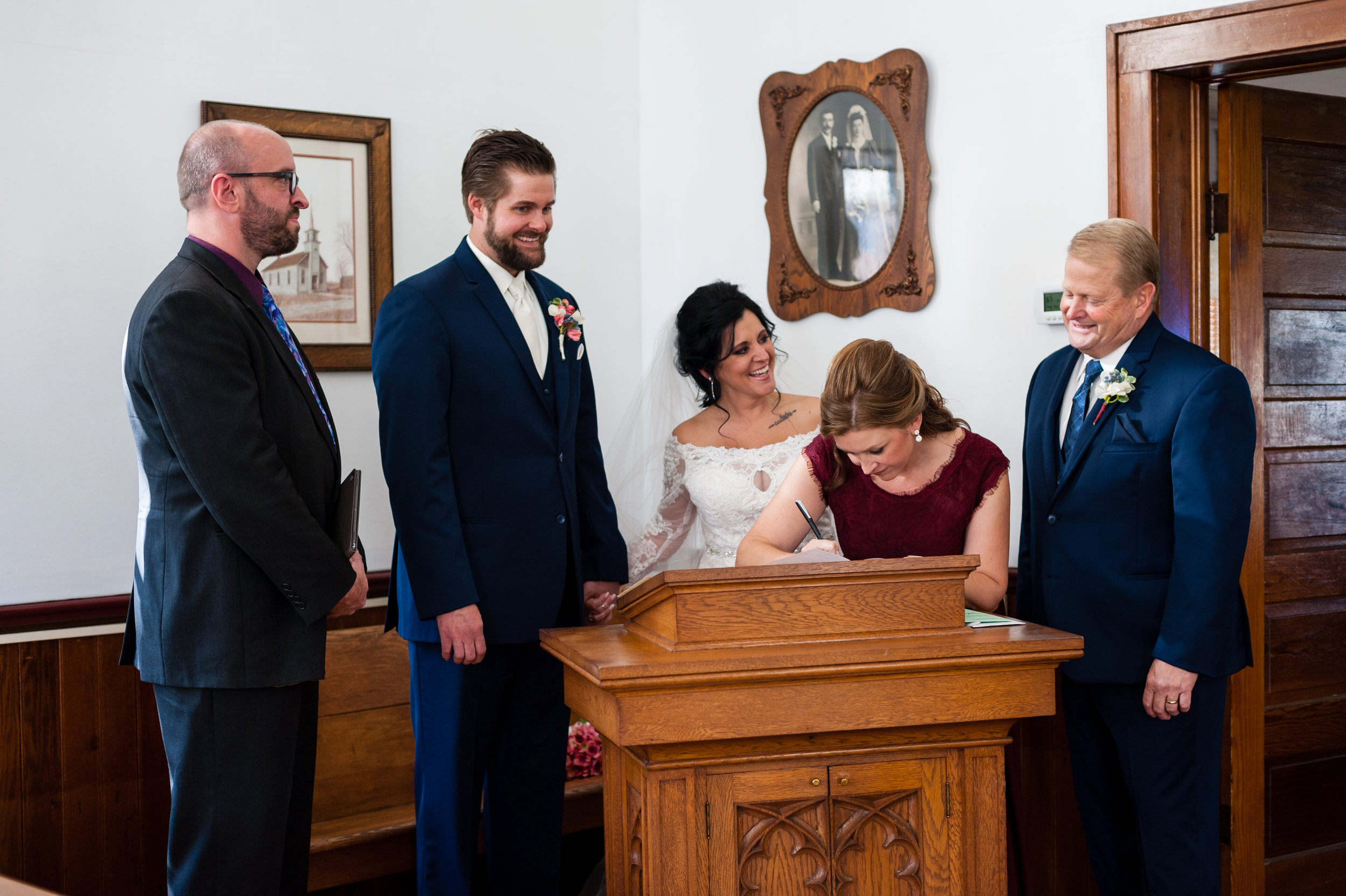 How to Change Your Last Name After Your Wedding | KLEM Studios, Wedding Photographer