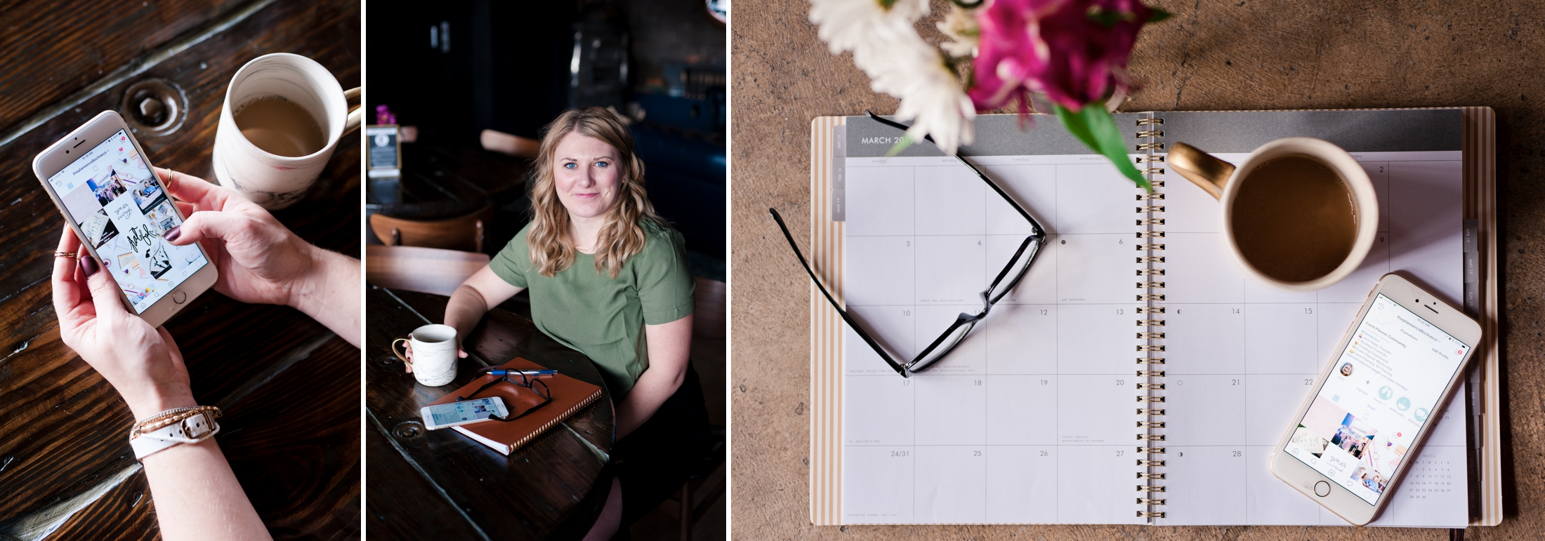 The Planner Collective, Brand Photography | KLEM Studios