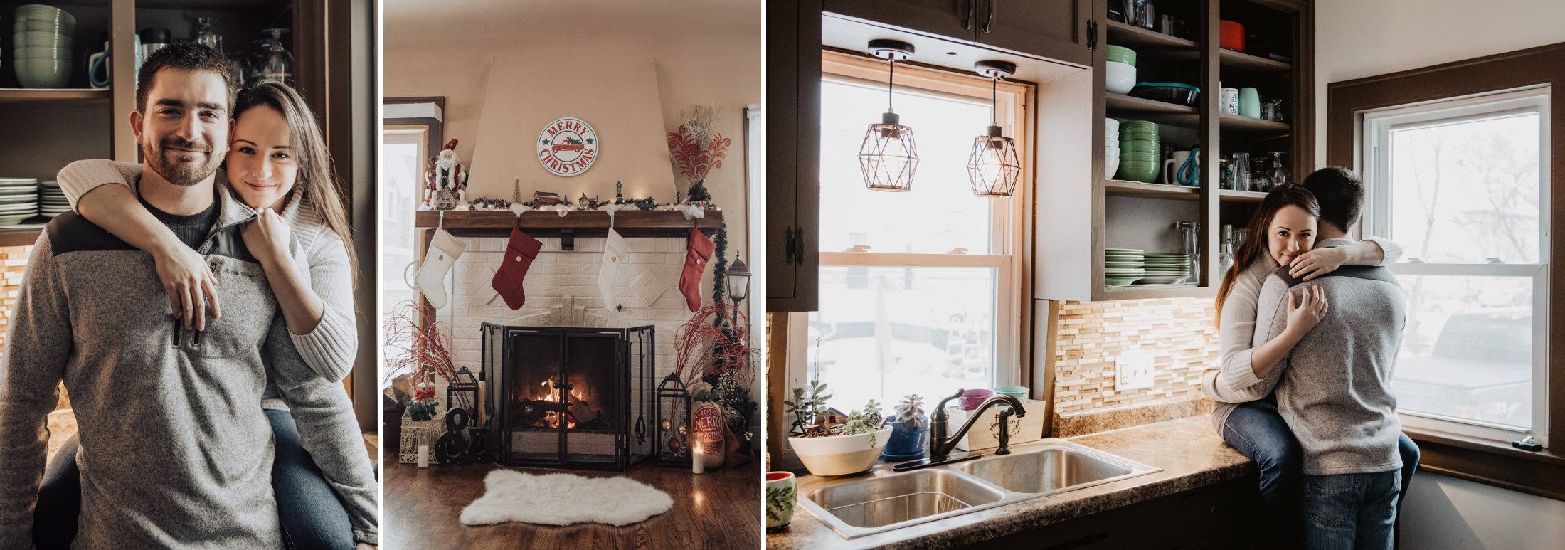 Kate's first home in Wisconsin | KLEM Studios
