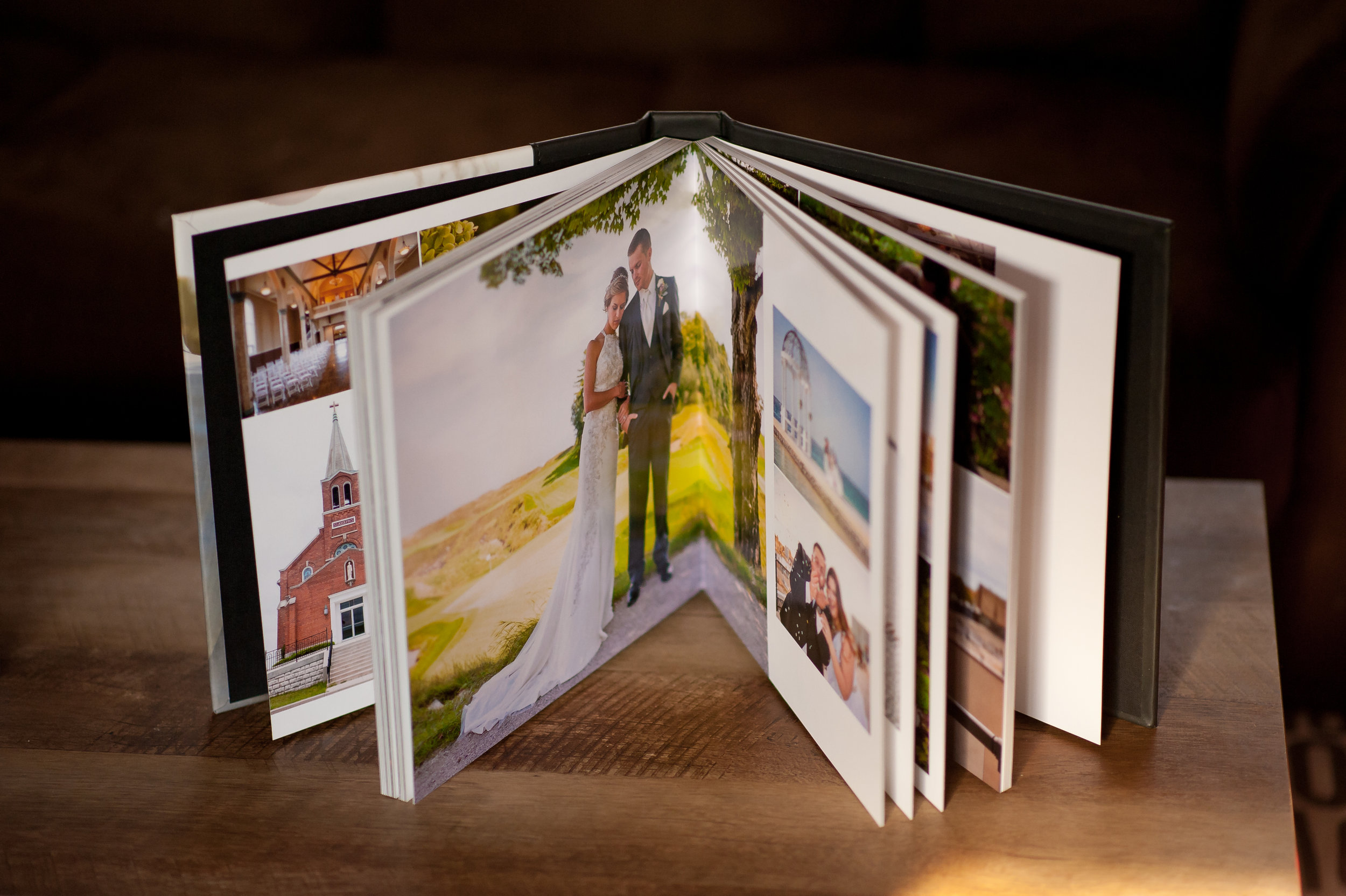 printed photo products | KLEM Studios, wedding, boudoir & brand photography