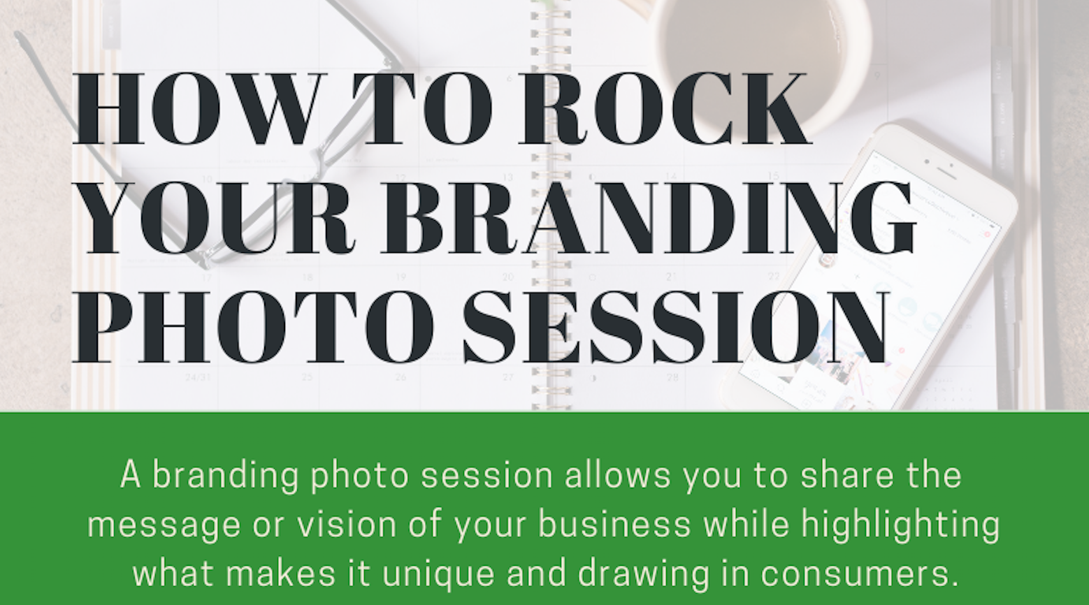 how to rock your branding session