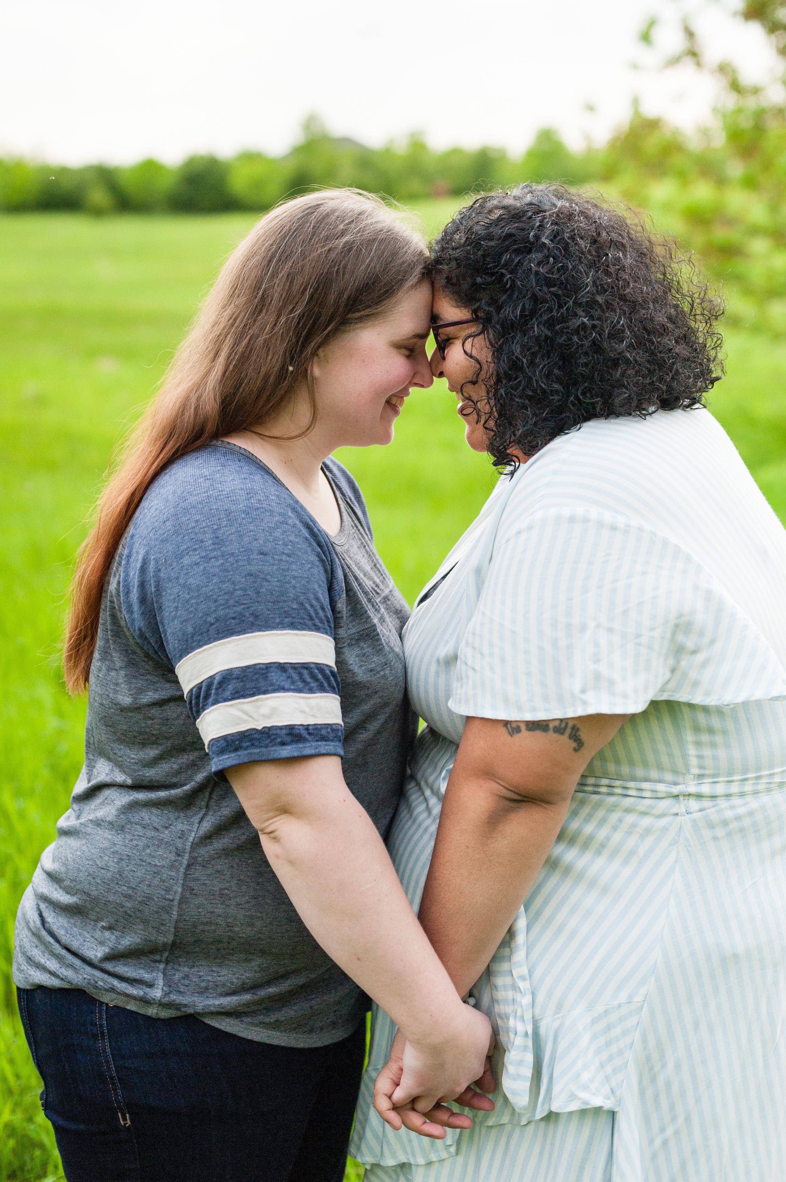 Summer Engagement Photography | Fonferek's Glen, Wisconsin | KLEM Studios Wedding Photographer