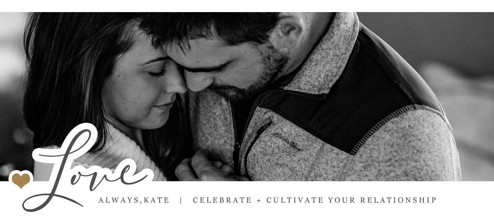 Love Always, Kate is committed to celebrating, cultivating, and spreading love.  Love is messy, it's beautiful, and it's the greatest gift we can give and receive. Finding true love is an awe-inspiring phenomenon. Knowing that your love story is meant to be unique and imperfectly perfect can be such a relief and inspiration. This online community is built around all things love: love for yourself, love for your partner, love for your passions, love for others. I want to create a safe space where you feel comfortable to ask for advice, celebrate wins and simply conversate with others who share your passion for love.