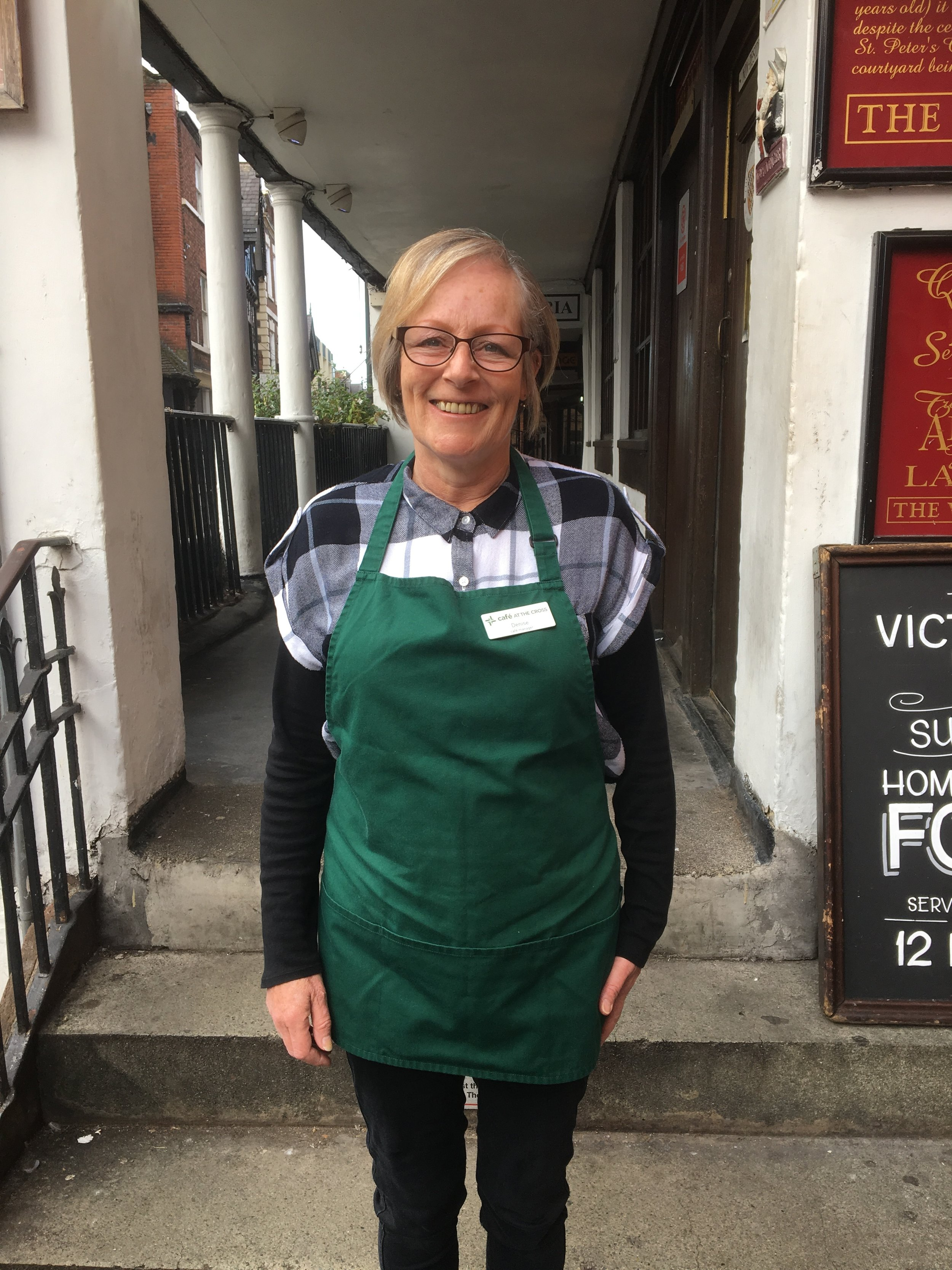 Denise Beech / Cafe Manager