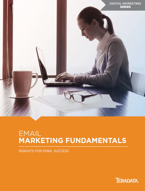 Teradata White Paper: eMail Marketing Fundamentals