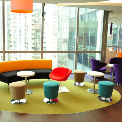 VIP Structures: Workplace Environment Trends