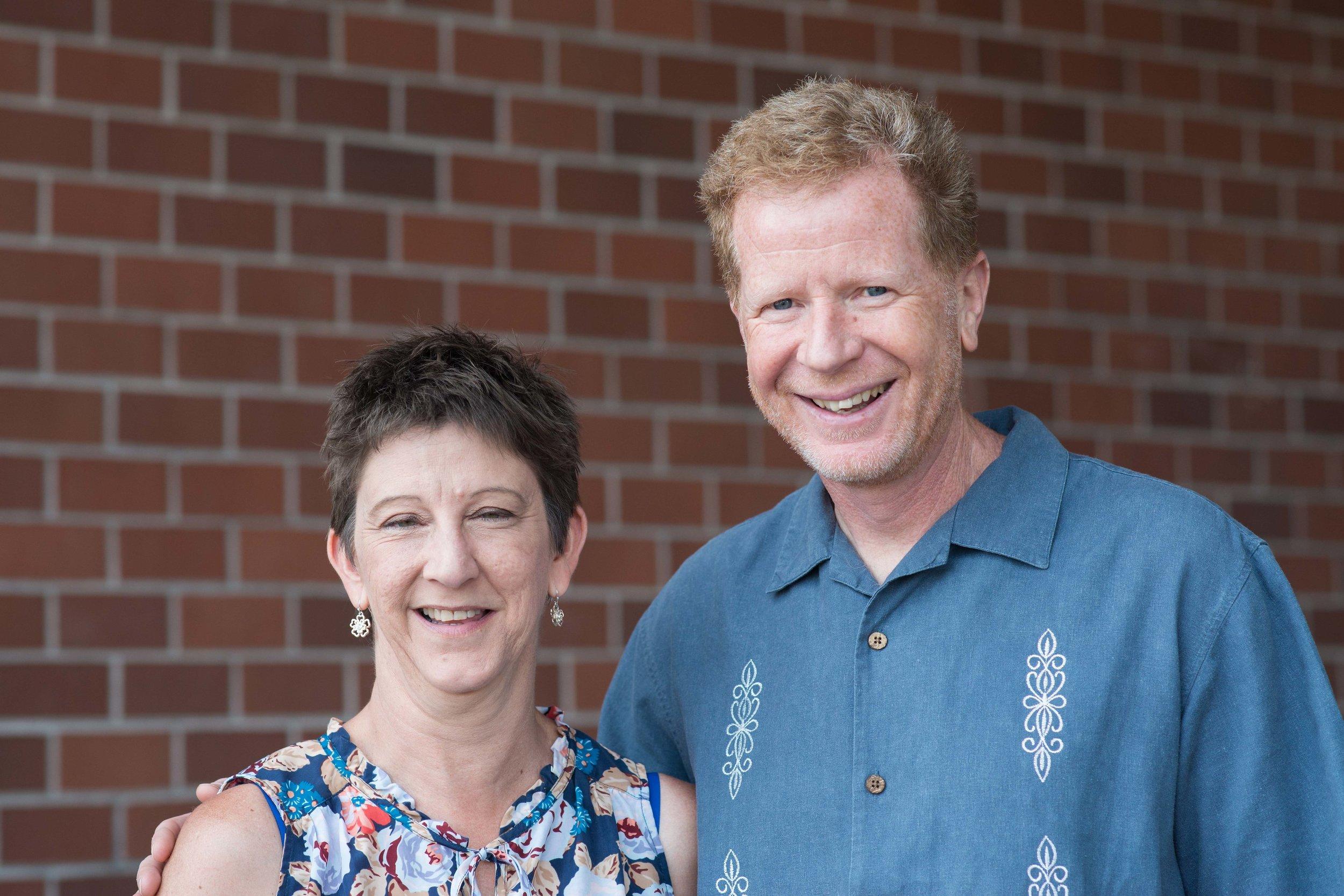 Matt Moffat (wife Maralle)   Elder   Email Matt