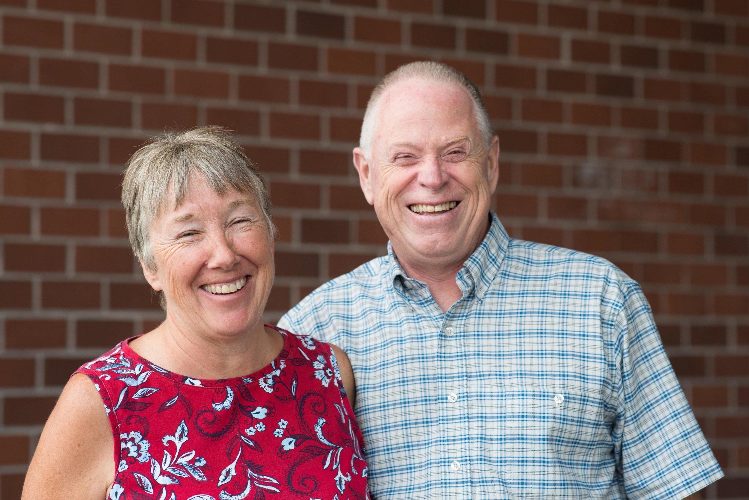 Mark Moffat (wife Shari)   Elder   Email Mark