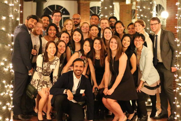 GlobeMed Alumni meet up (2016)