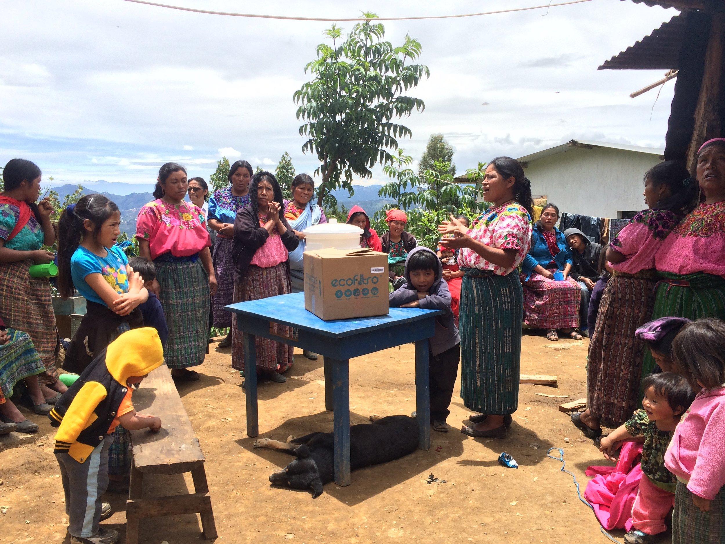 Photo taken during Cornell University's GROW internship in Guatemala (2015).