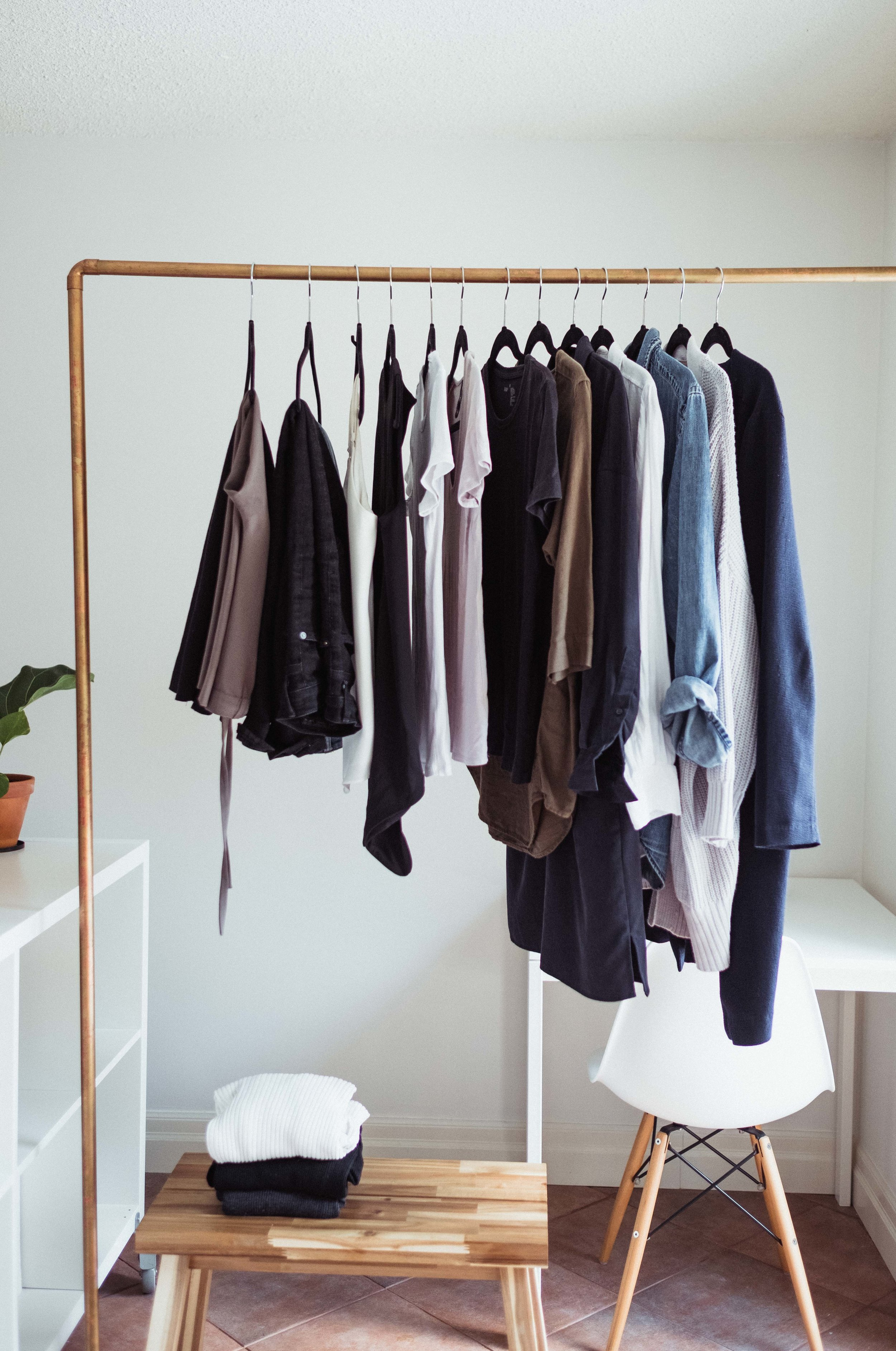 Recent thoughts & My winter capsule - a capsule wardrobe in progress