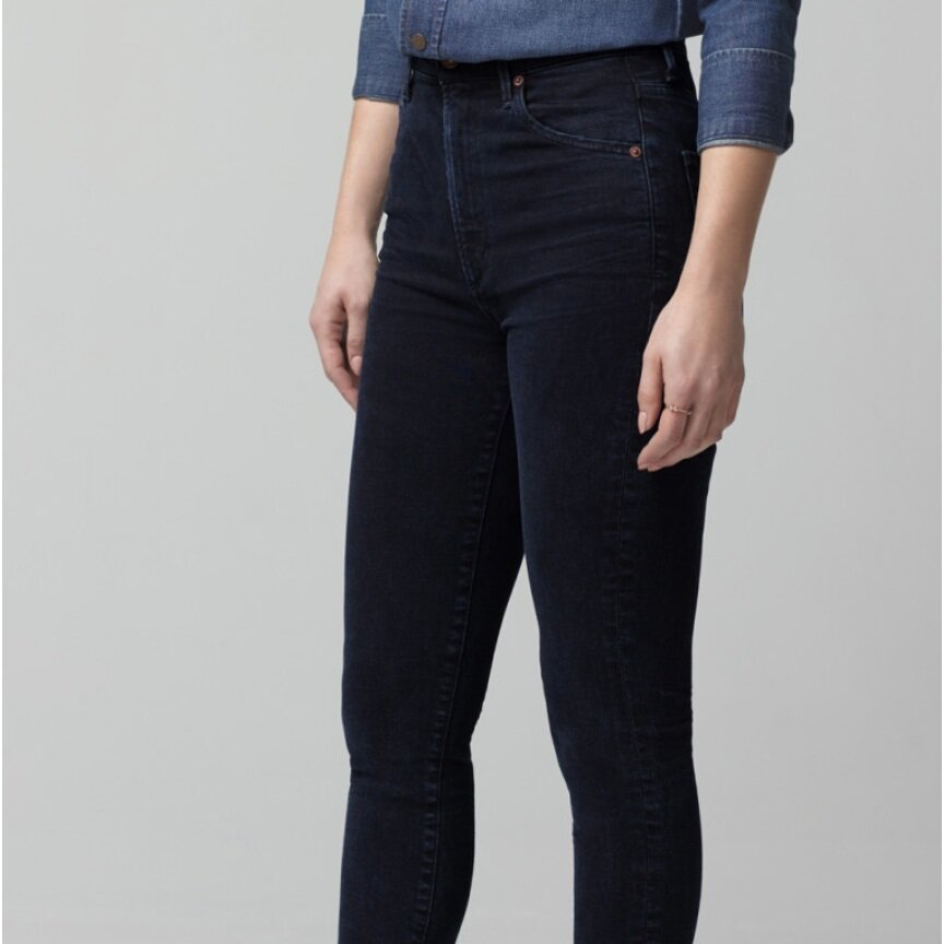 Rocket High Rise Skinny - $198