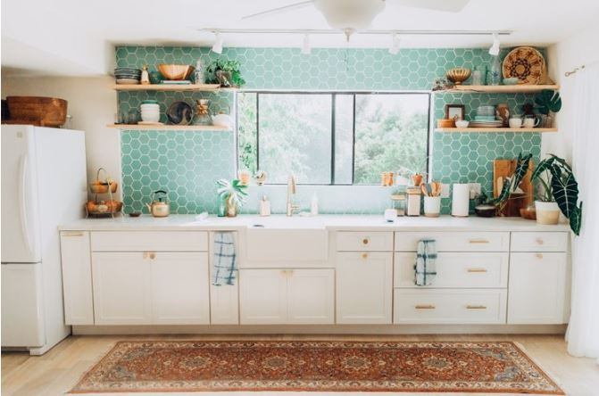 5 Backsplashes That Aren T Subway Tile Kimberlee Marie Interiors