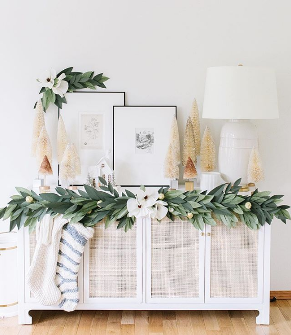 holiday decor guide - console table garland.png