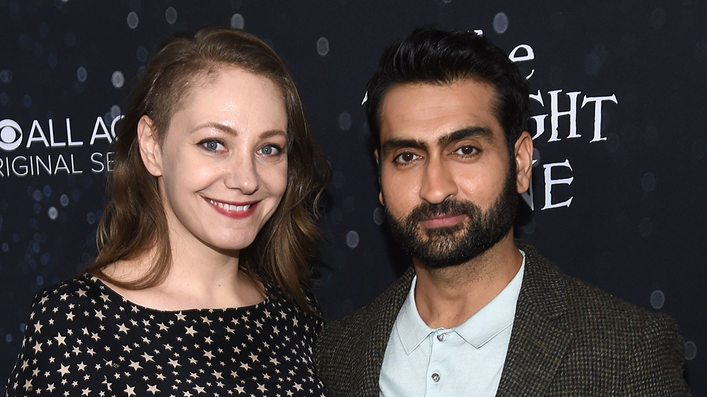 Emily V. Gordon and Kumail Nanjiani Talk 'Little America' at WGFestival - April 2, 2019Oscar nominated screenwriters Emily V. Gordon and Kumail Nanjiani kicked off the WGFestival2019