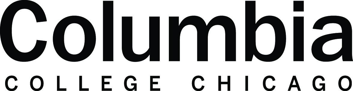 Columbia College Chicago logo.