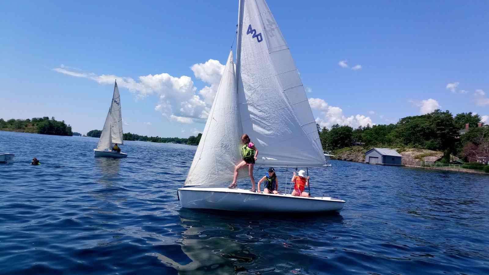 Brockville Yacht Club Sailing School water fun day summer.jpg