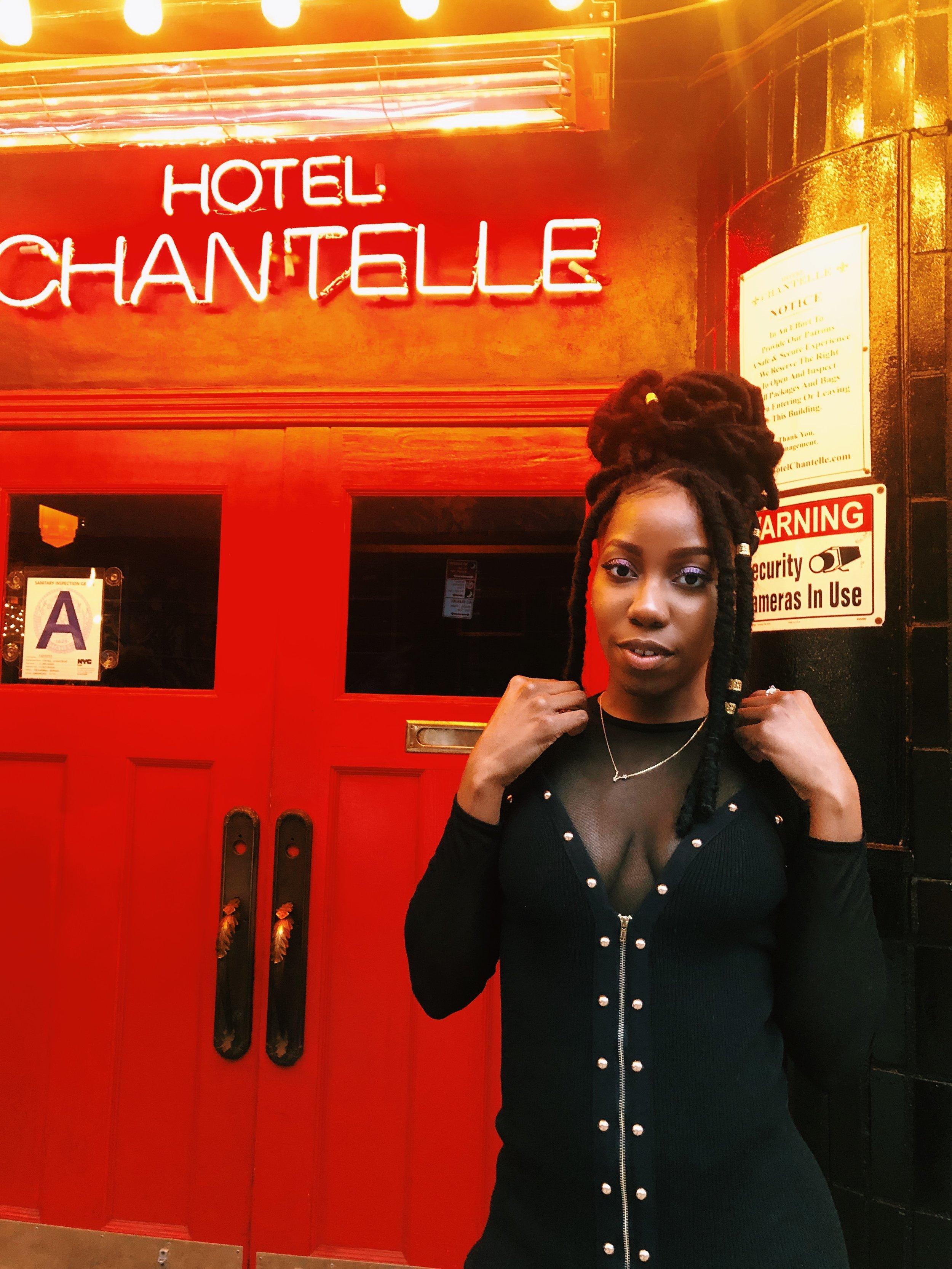 @ Hotel Chantelle