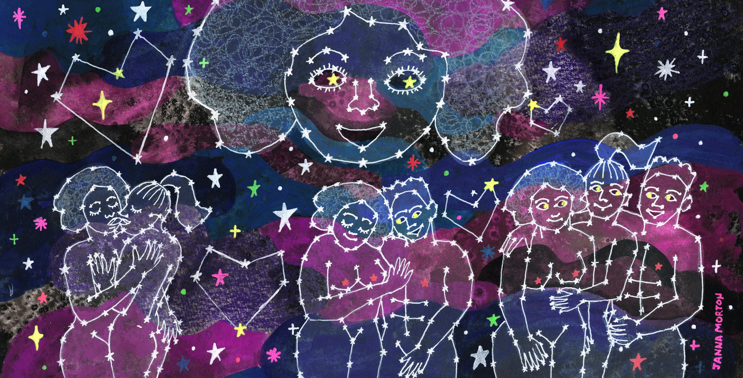 Illustration by    Janna Morton