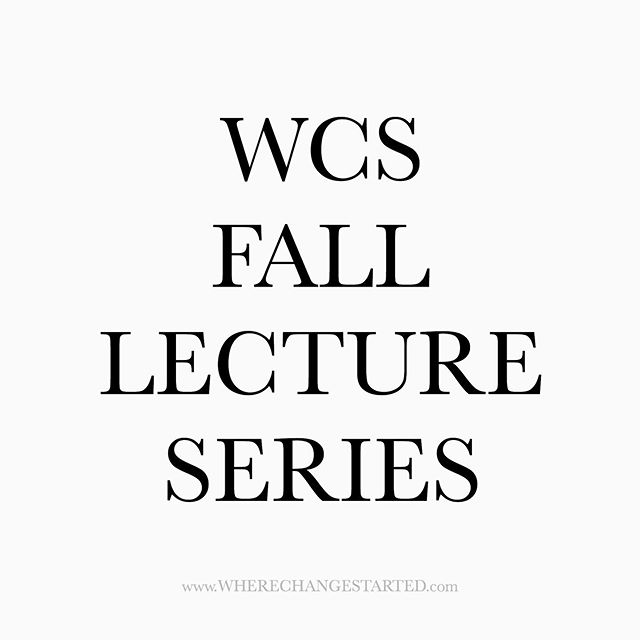 The WCS FALL LECTURE SERIES is very much still underway! Have you registered for one yet?  1. The Antiracism Mindset Shift.  The Antiracism Mindset Shift lecture is a great introductory lecture for those looking to develop a firm foundation of principles needed to ensure their action remain in alignment with the end goal of antiracism. You'll learn eight (8) paradigm shifting concepts to help you jumpstart your journey to becoming antiracist with intention, renewed direction, and a new found sense of confidence in your ability to lead by example in creating the world you believe in. This lecture has been pre-recorded, as the live lectures have been completed for the Fall Lecture Series.  2. How To Talk About Race: The End Goal Is CLARITY.  Regardless of where you are on your journey to becoming antiracist, having the ability to participate in or facilitate productive conversations about race will be an important part of your antiracism efforts. Leading others by example and bringing them into the work of antiracism requires intention, grace, patience, and compassion. In this LIVE lecture, you'll learn the signature WCS seven (7) stepped approach to having informative and productive conversations about race that will equip you with the ability to do just that.  3. Finding Your Antiracism Core Values.  Leading by example in antiracism doesn't require you to be perfect, but it will require that you be consistent — in how you show up, how you process moments of extreme discomfort, and how you move forward after making mistakes. In this lecture, you'll be able to identify and define your antiracism core values and learn how to use them as the foundation and backbone of all your actions as you navigate antiracism.  There are still dates remaining for all of these at the moment. Let's roll into Q4 with intention and a renewed commitment to create the world we believe in. 💛