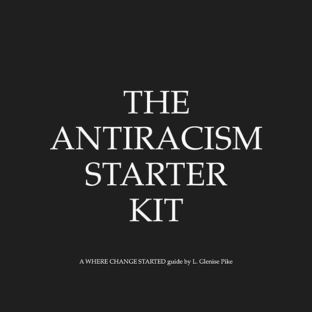 Good morning and happy Tuesday, folks!  Did you know that the Antiracism Starter Kit is now available again for free? Yes, yes, yes! You read that right. You can now download a copy for free!  The purpose of the Antiracism Starter Kit is to help you navigate your next steps after answering the call to become antiracist. It is meant to be used as a blueprint as you find your own rhythm in this work that is sustainable and practical for how you learn as an individual.  It has been newly updated with a few additional pages - including a write up of the WCS Approach to Antiracism and Self Study Worksheets to help guide you with intention as you navigate the Education Stage of becoming antiracist.  I'm pretty pumped about the updated Starter Kit and hope that you'll find it useful as you begin to journey in this complex self work that is antiracism. Head up to the link in my bio to grab yourself a copy today, if you haven't already! 💛. .  And as always, good folks. When it comes to free resources at WCS, should you decide you want to support this specific free offering to the community financially, there are sliding scale options for you to do so. Just choose your joy within the dropdown menu.