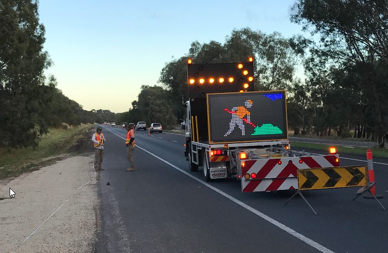 Vicroads - Hume highway upgrade2018