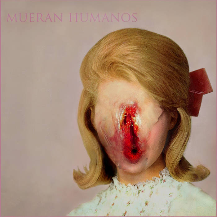 Cover art for  Mueran Humanos  - 'Mueran Humanos' LP
