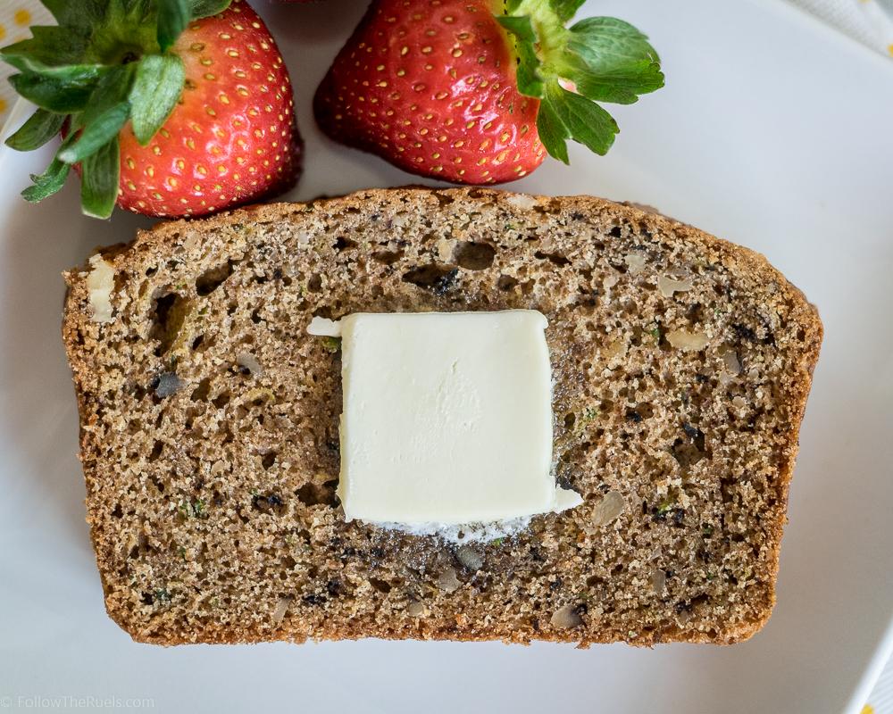 Zucchini Bread-7