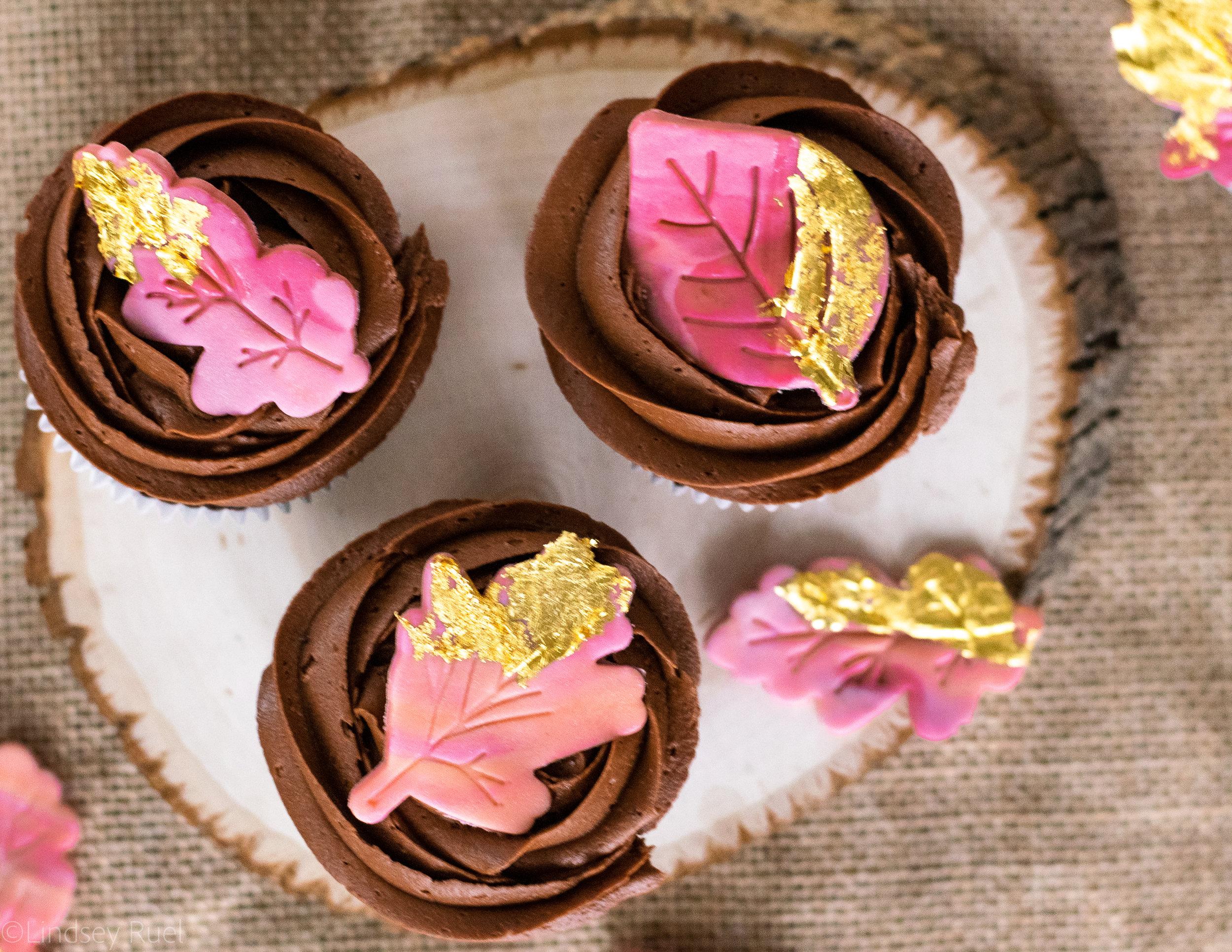 Fondant Fall Leaf Cupcake Toppers-10.jpg