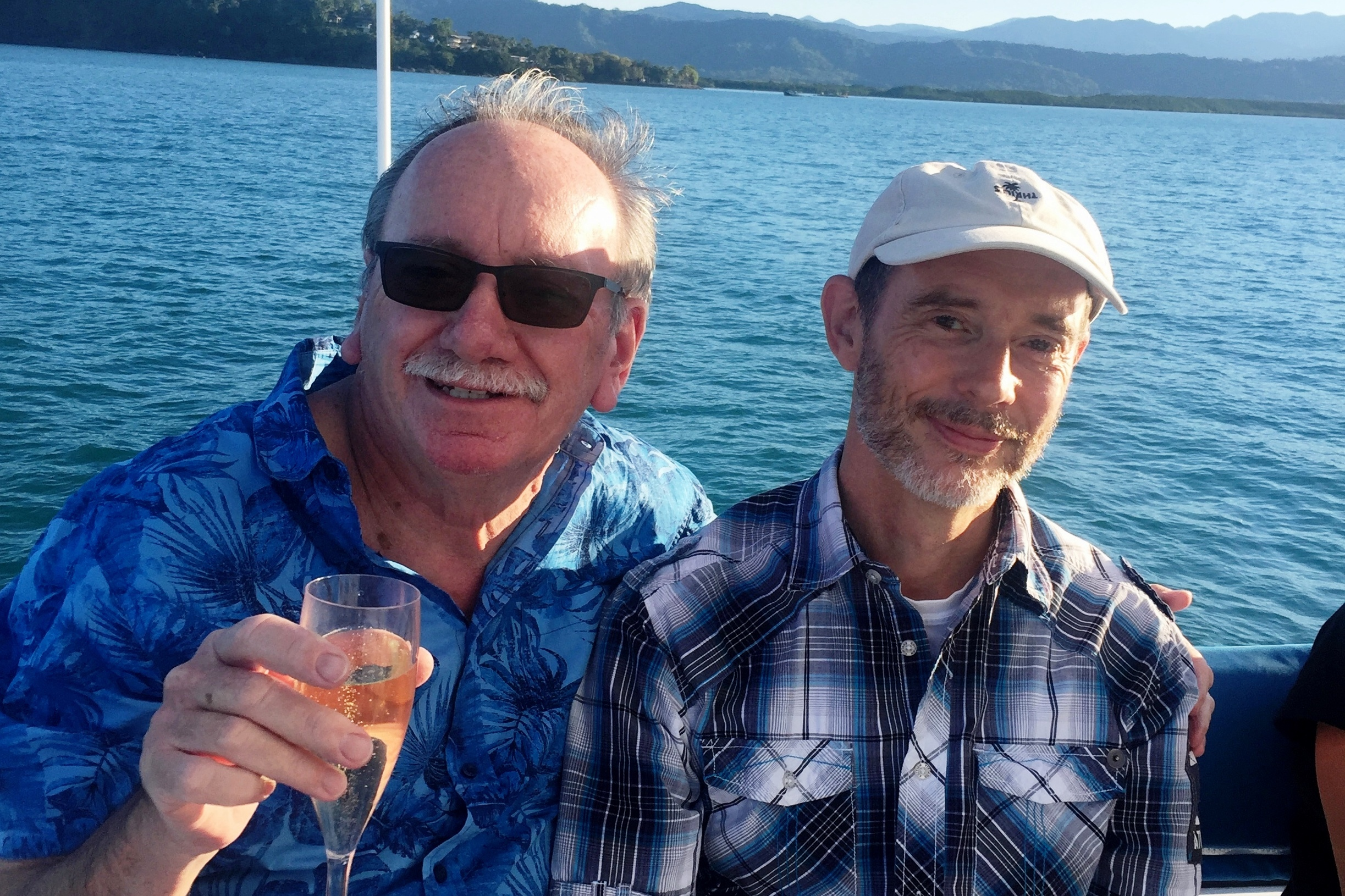 Last Dec – Sunset Cruise / Work Christmas functions – Scleral only