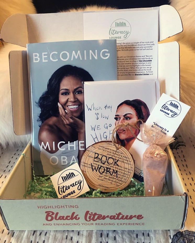 December Box    Image by    @hereswhatwecando
