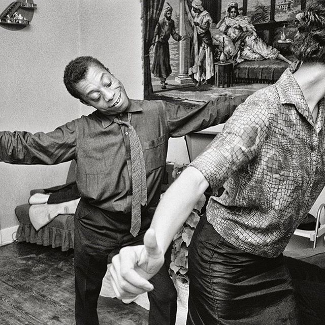Friday Mood. ✨ • But more importantly, Happy Birthday to a literary legend 📖. #jamesbaldwin