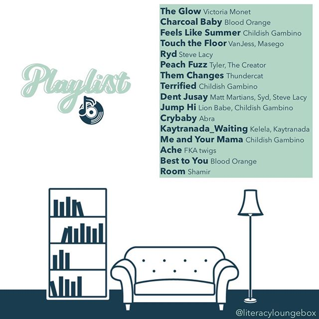 For our November last year we featured a playlist created by @urfavkeriak__ . I'm a serious music lover & besides reading it's definitely been another act of self care for me. We're thinking about featuring a curated playlist by other book & self care lovers in all of our boxes! • • Tell us what you think + your favorite song right now!?