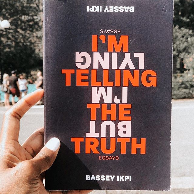"September Book Pick! 📦💙 • • From her early childhood in Nigeria through her adolescence in Oklahoma, Bassey Ikpi lived with a tumult of emotions, cycling between extreme euphoria and deep depression—sometimes within the course of a single day. By the time she was in her early twenties, Bassey was a spoken word artist and traveling with HBO's Def Poetry Jam, channeling her life into art. But beneath the façade of the confident performer, Bassey's mental health was in a precipitous decline, culminating in a breakdown that resulted in hospitalization and a diagnosis of Bipolar II. • • In I'm Telling the Truth, But I'm Lying, Bassey Ikpi breaks open our understanding of mental health by giving us intimate access to her own. Exploring shame, confusion, medication, and family in the process, Bassey looks at how mental health impacts every aspect of our lives—how we appear to others, and more importantly to ourselves—and challenges our preconception about what it means to be ""normal."" Viscerally raw and honest, the result is an exploration of the stories we tell ourselves to make sense of who we are—and the ways, as honest as we try to be, each of these stories can also be a lie. • 📸: @basseyworld"